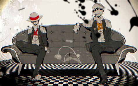 Wallpaper One Piece Trafalgar Unique One Piece One Piece New World Mugiwara Blue 1600—1200