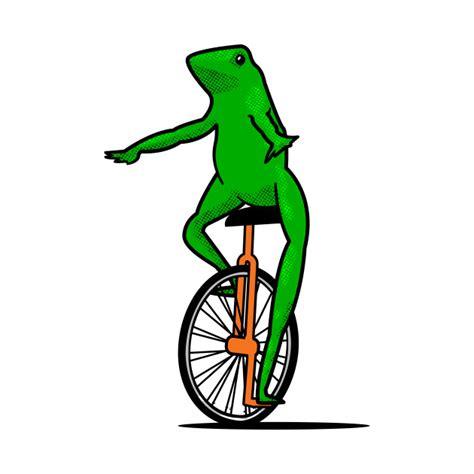 Unicycle Meme - dat boi unicycle frog t shirt dat boi t shirt teepublic
