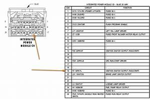 1996 Chrysler Sebring Wiring Diagram