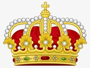 cartoon crown png clip black  white  crown