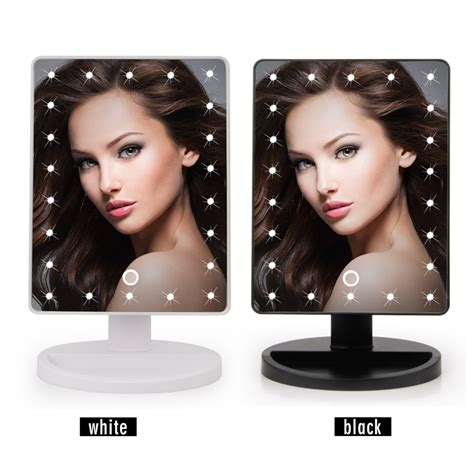 professional makeup vanity with lights led pro makeup mirror bloghaven