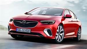 Opel Insignia 2017 : 2017 opel insignia gsi photos ~ Medecine-chirurgie-esthetiques.com Avis de Voitures