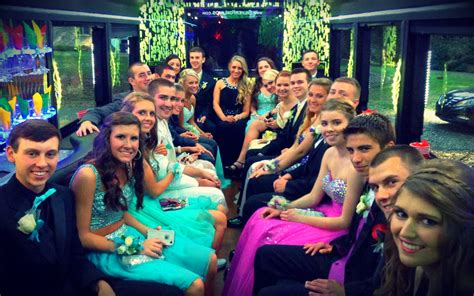 party bus prom prom limo service limo party buses rental kevin