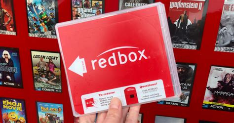 Latest Redbox Code | Free & Cheap DVD, Blu-ray, Video Game ...