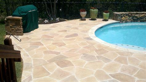Stamped Concrete Colors NH MA ME Decorative Contractor