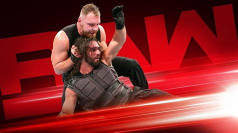 previa wwe monday night raw  de octubre de
