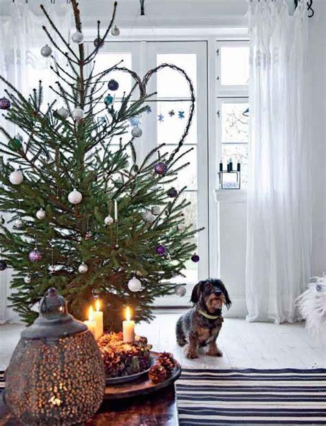 scandinavian christmas decorating ideas  inspire