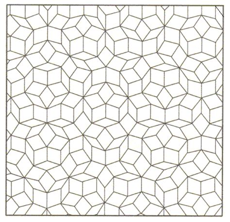 Penrose Tiling Generator Mac by Dodeckahedron Miranda Iossifidis