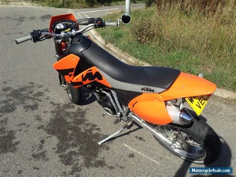 2000 Ktm Lc4 640 For Sale In United Kingdom
