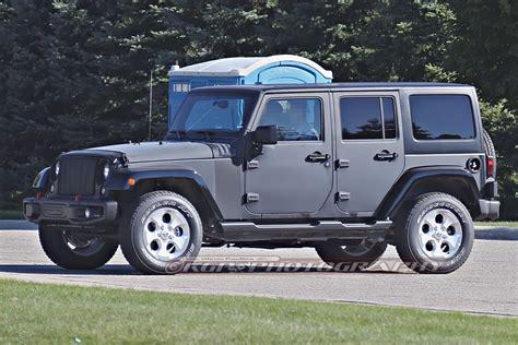 new 4 door jeep truck report jeep wrangler pickup confirmed for debut by 2020