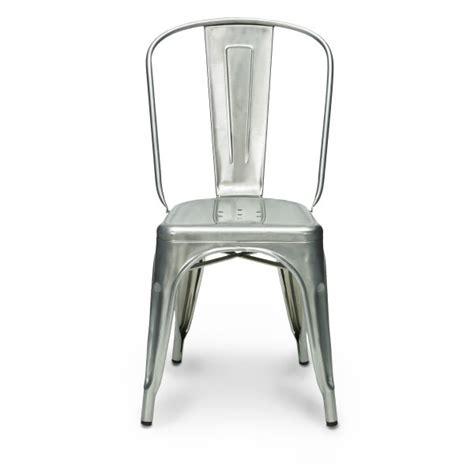 industrial metal side chair cult uk