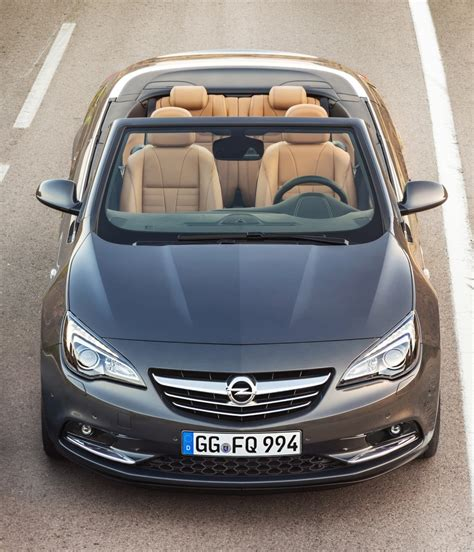 Opel Cascada Shown To Buick Dealers May Arrive As 2018 Model