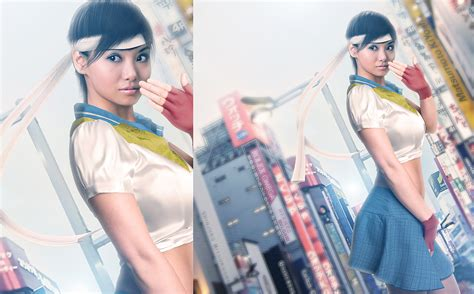 'super Street Fighter Iv Characters Get Hyper Real Gallery