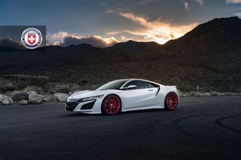 2017 acura nsx looks even better than it did before