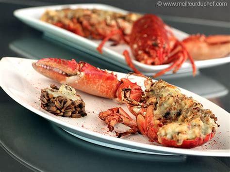 cuisiner du homard image gallery homard thermidor