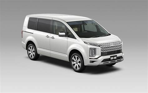 Mitsubishi Delica Backgrounds by Mitsubishi Delica D 5 Makes Japanese Market Debut