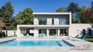 Maison En L Moderne : constructeur de maisons lyon maisons elytis lyon ouest ~ Melissatoandfro.com Idées de Décoration