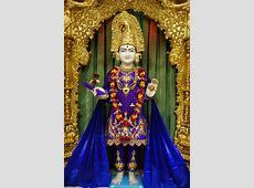 SMVS Swaminarayan Mandir Daily Darshan Vasna August