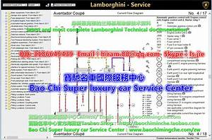 Fs  Full Set Lamborghini Workshop Manual Wiring Diagram