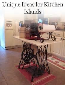 unique kitchen island ideas unique ideas for kitchen islands