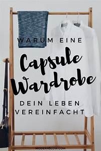Marie Kondo Erfahrungen : eine capsule wardrobe bedeutet f r dich weniger zu investieren weniger geld weniger zeit und ~ Orissabook.com Haus und Dekorationen