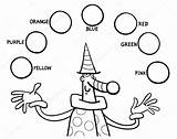 Colorear Primarios Educatieve Hoofdkleuren Taak Tarea Canberra Educativas sketch template