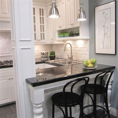 small condo renovation ideas black white kitchen tour home decor kitchens spectraair com