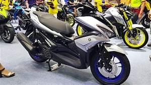 New Yamaha Aerox 155 Abs