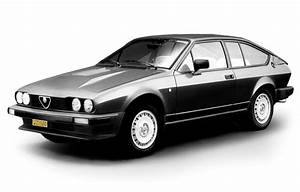 Alfa Romeo Alfetta  Giulietta  Gtv6  75 Replacement
