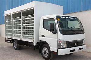 Mitsubishi Fuso Canter Water Carrier 4x2