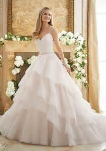 wedding dress me elaborately beaded gown wedding dress style 2873 morilee