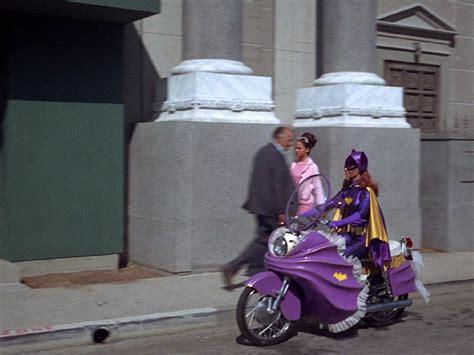 imcdborg  yamaha yds   batgirl cycle