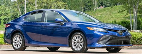 Fuel Efficient V6 Cars by How Fuel Efficient Is The 2018 Toyota Camry