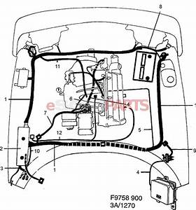 9568585  Saab Cable Harness