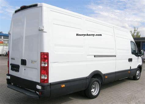 Iveco Daily 35c13 Model 2010 2010 Box-type Delivery Van