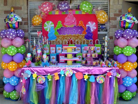 candy land birthday party ideas photo    catch