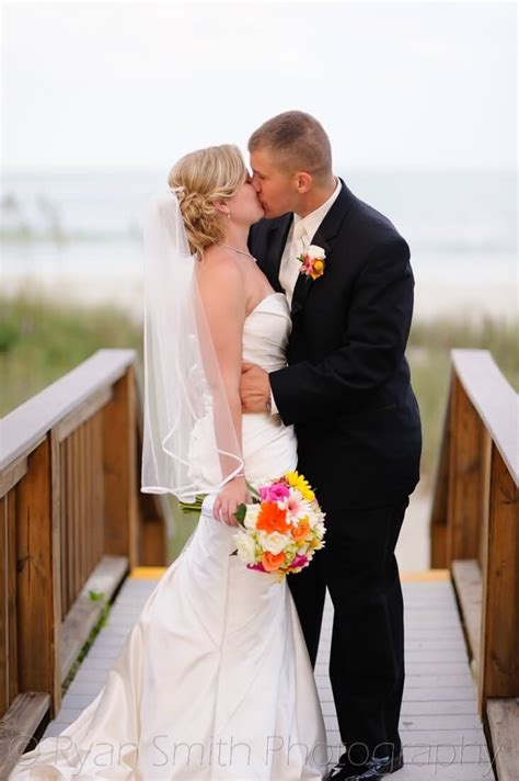 wedding   grassy lawn   caravelle