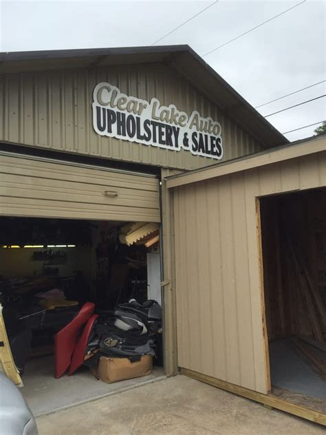 local auto upholstery shop clear lake auto upholstery in league city clear lake