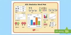 Ks1 Statstics Word Mat