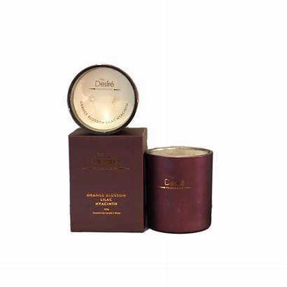 Desire Fragrances Candles Scented Soy Wax Ld