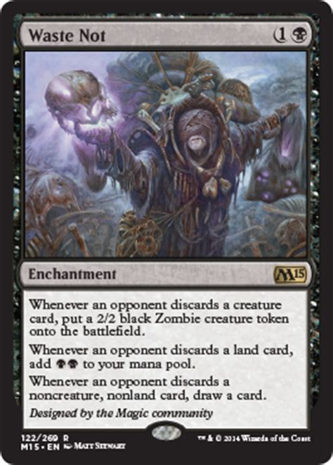 Mtg Dredge Deck 2015 by Designer Cards In Magic 2015 Daily Mtg Magic The