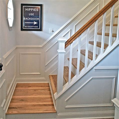home dzine home improvement clad  staircase  wood