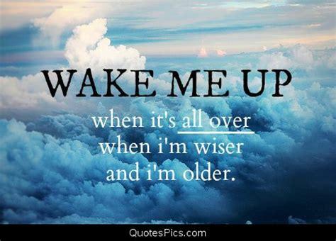 Avicii Wake Me Up Quotes. Quotesgram