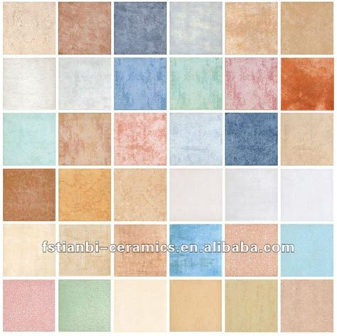 multi color ceramic floor tile ourcozycatcottage