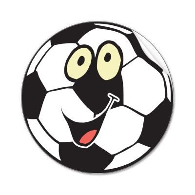 cartoon soccer pictures clipartsco