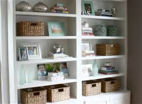 the yellow cape cod four simple steps to a great bookcase