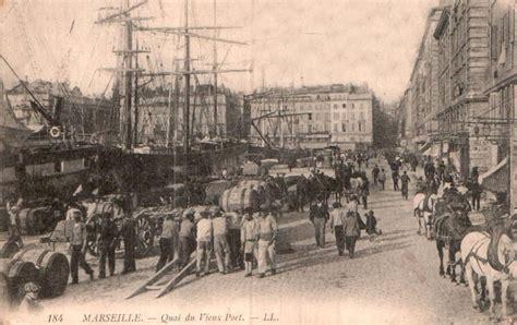 10 images anciennes du vieux port de marseille g 233 n 233 provence