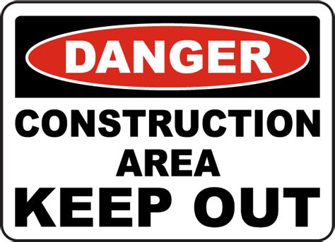 Construction Area Keep Out Sign G2345  By Safetysignm. Baby Recovery Signs. Top Foot Signs. Road Spain Signs. Monofilament Signs. 24 Star Signs Of Stroke. Use Disorder Signs. Horizontal Signs. Infant Signs