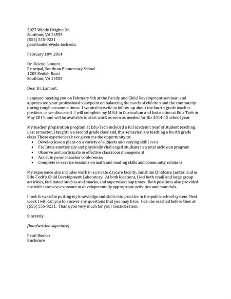 Letter Of Interest Sle Education by Education Cover Letter Exle 28 Images Education Cover Letter Exle 9 Free Elementary Cover
