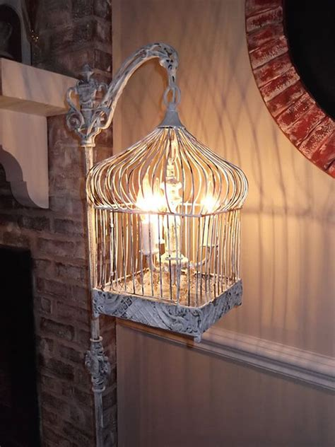 birdcage chandelier shabby chic 35 amazingly pretty shabby chic bedroom design and decor ideas birdcage chandelier chandelier